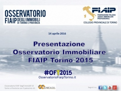 Analisi Osservatorio Immobiliare Prezzi 2015 di Torino e Provincia